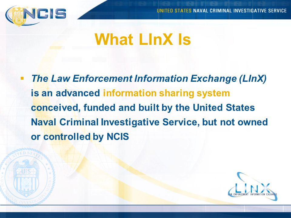 What LInX Is