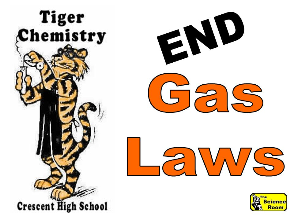 END Gas Laws