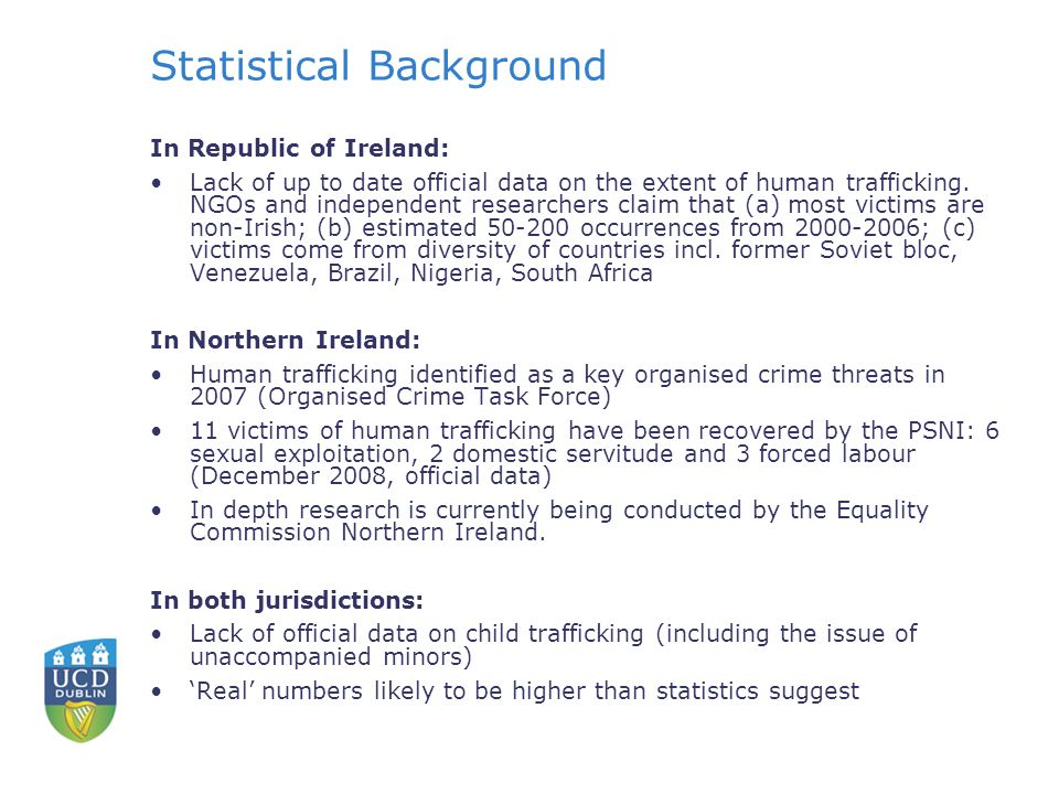 Statistical Background