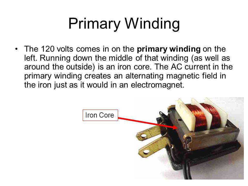 Primary Winding