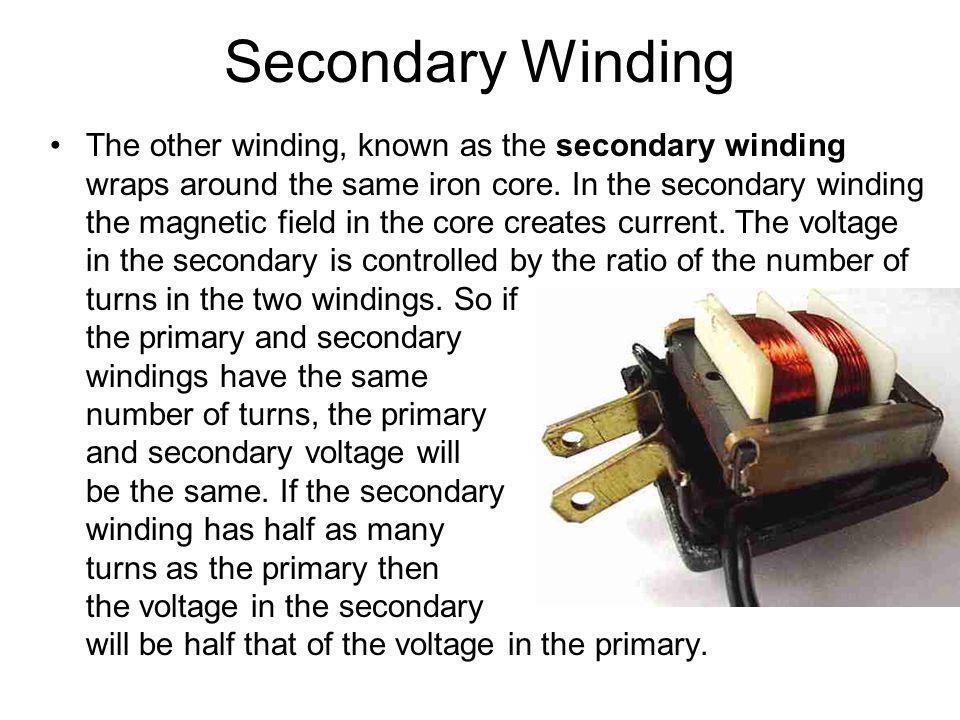 Secondary Winding
