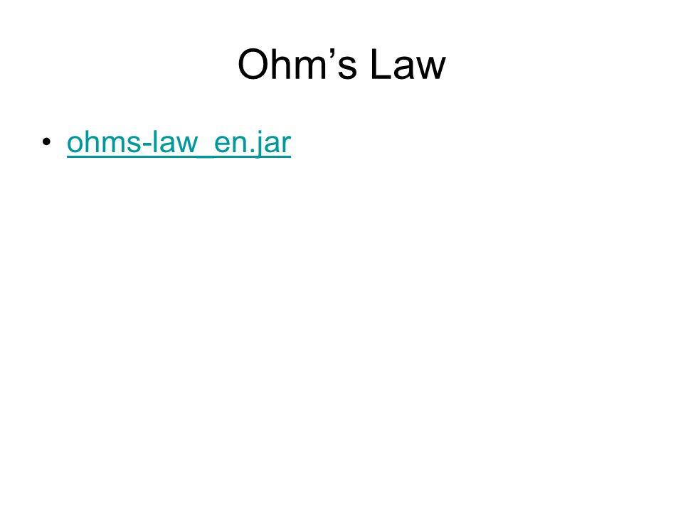 Ohm's Law ohms-law_en.jar