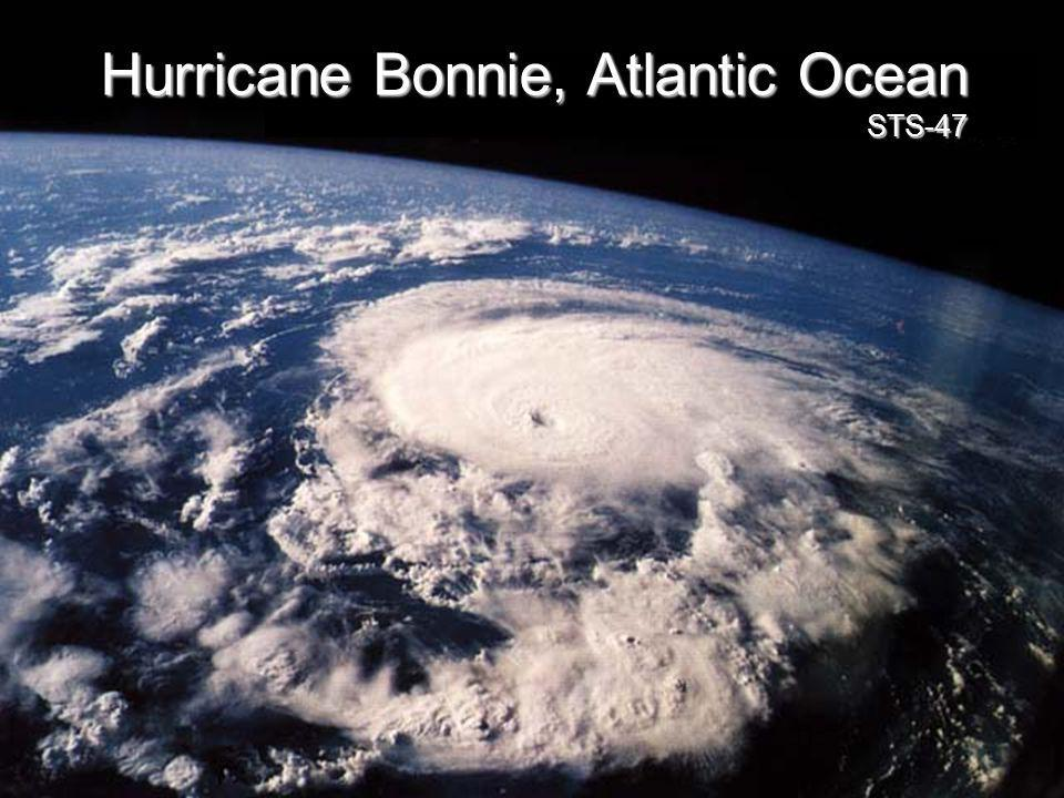 Hurricane Bonnie, Atlantic Ocean