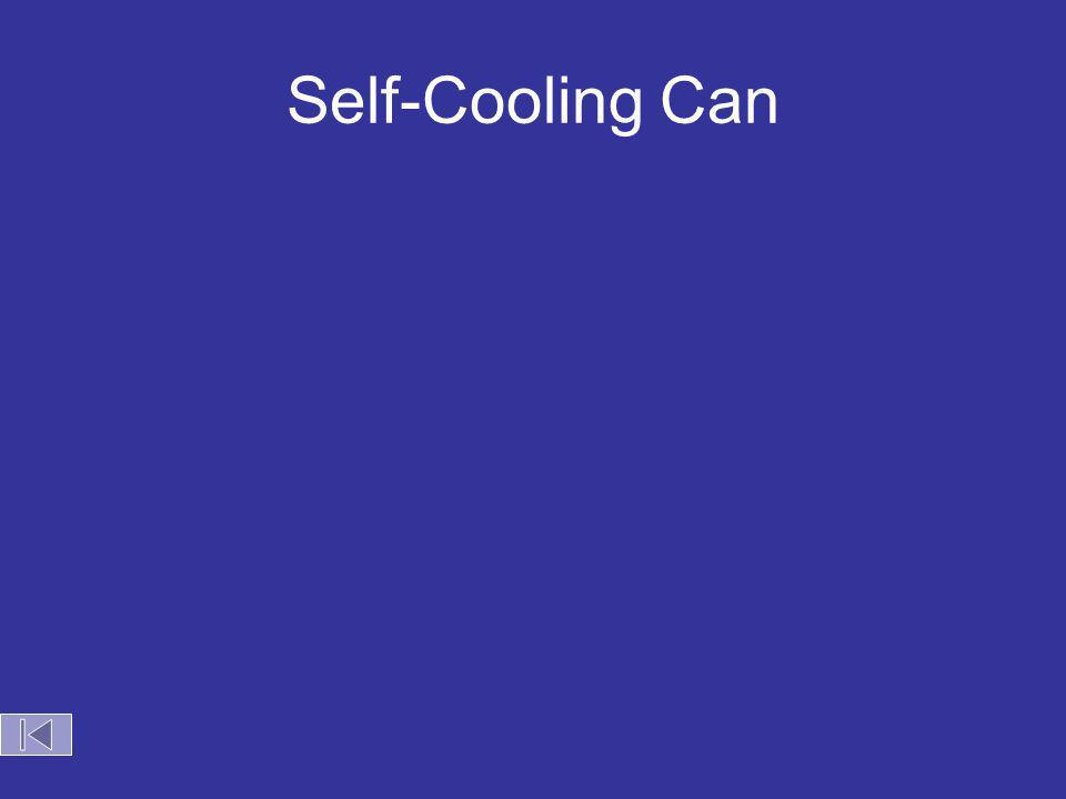Self-Cooling Can