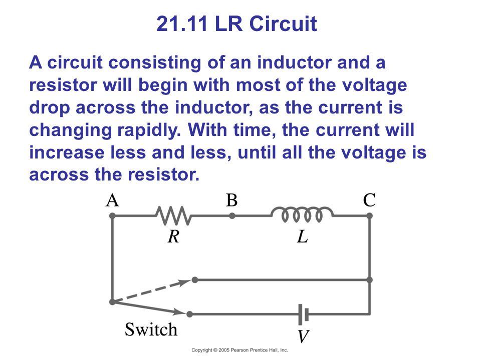 21.11 LR Circuit