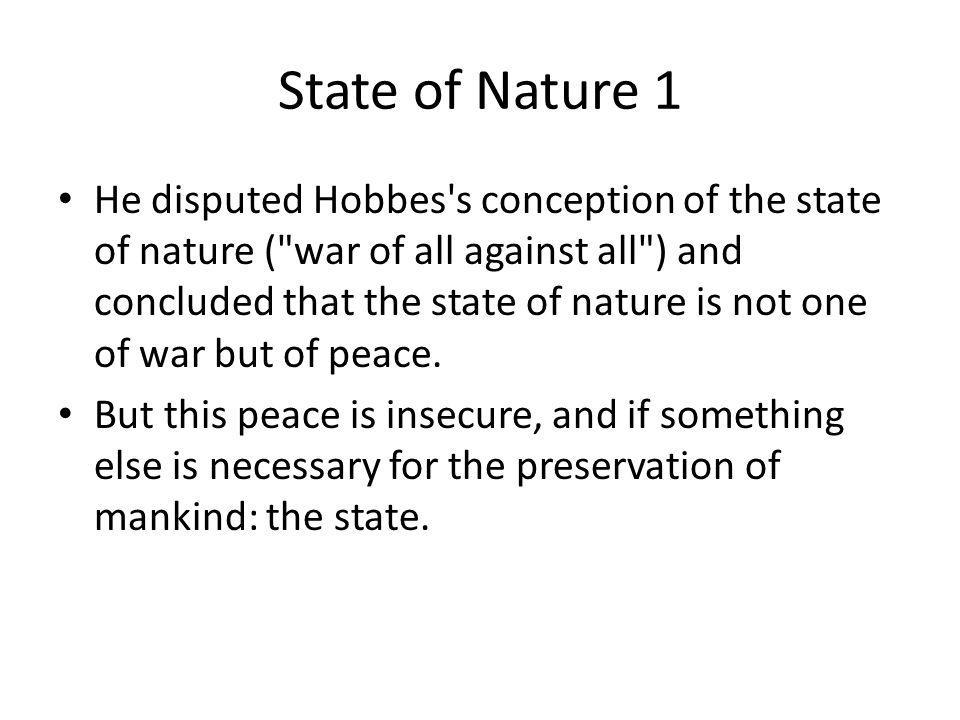 State of Nature 1