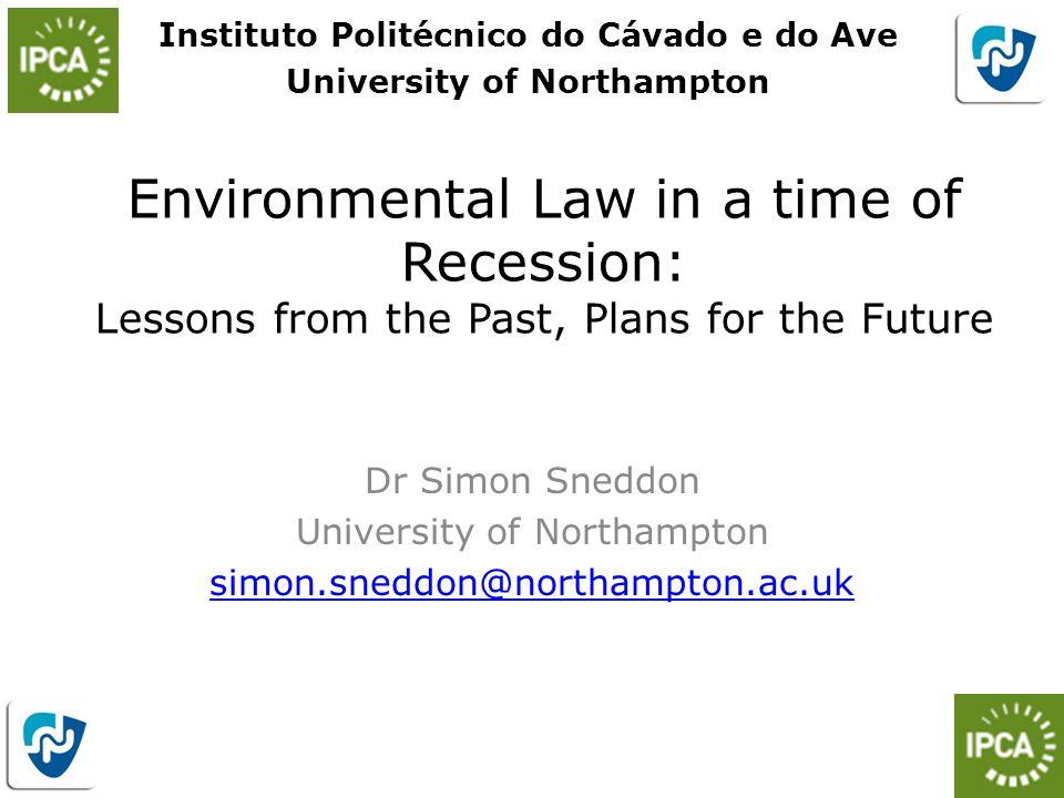 Instituto Politécnico do Cávado e do Ave University of Northampton