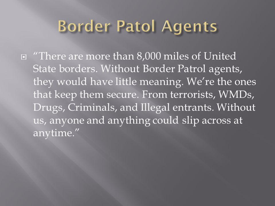 Border Patol Agents