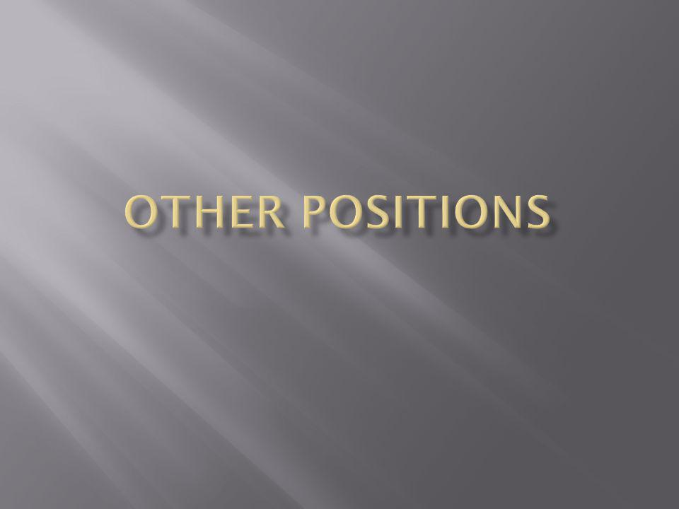 Other positions