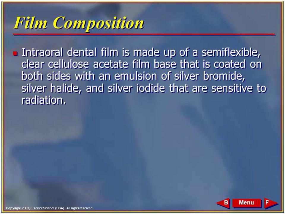 Film Composition