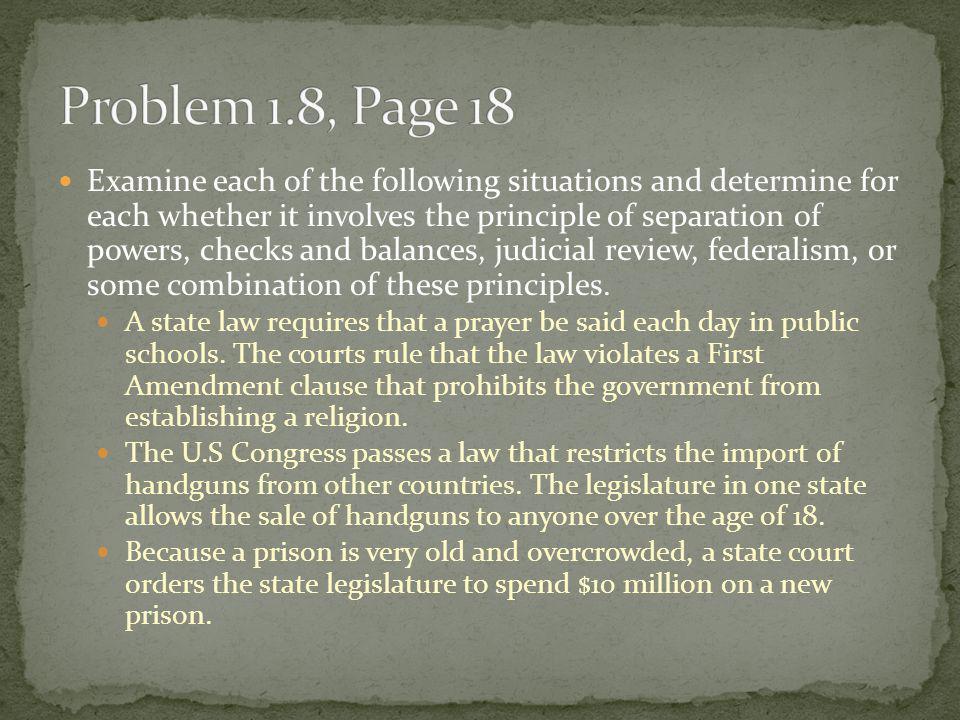 Problem 1.8, Page 18