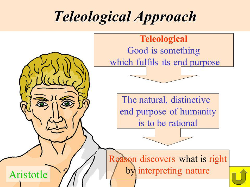 Teleological Approach