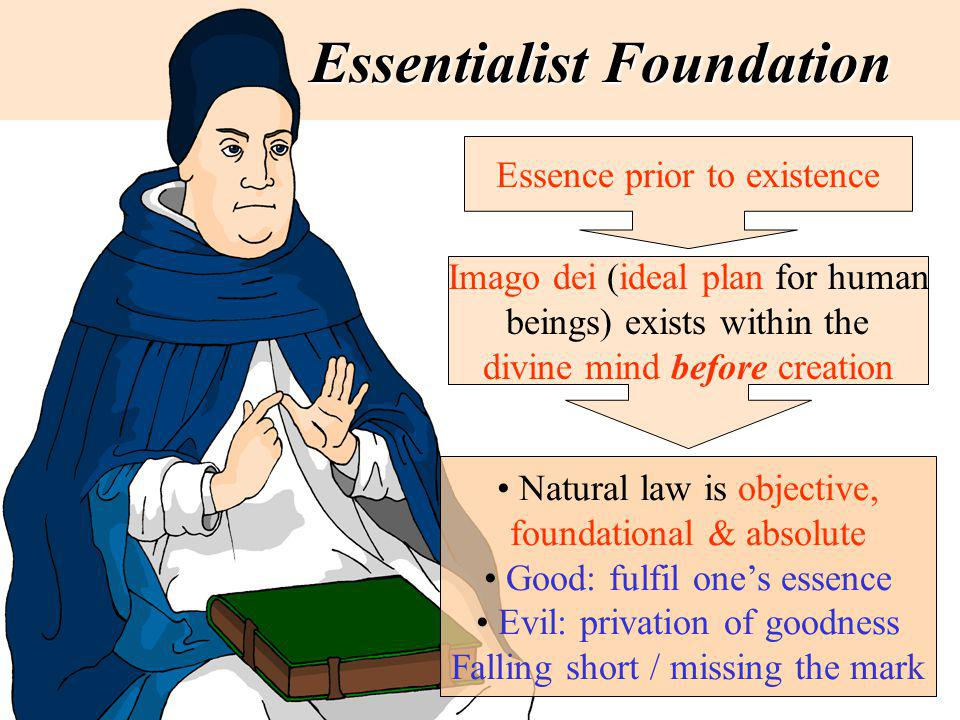 Essentialist Foundation