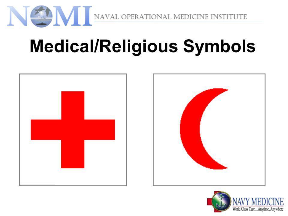 Medical/Religious Symbols