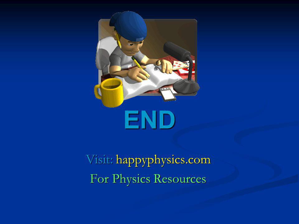 Visit: happyphysics.com For Physics Resources