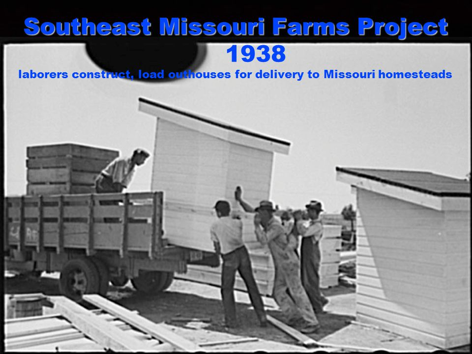 Southeast Missouri Farms Project