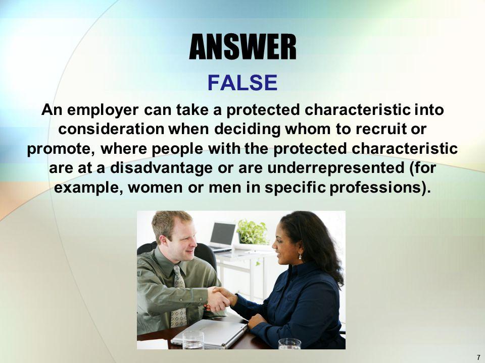 ANSWER FALSE.