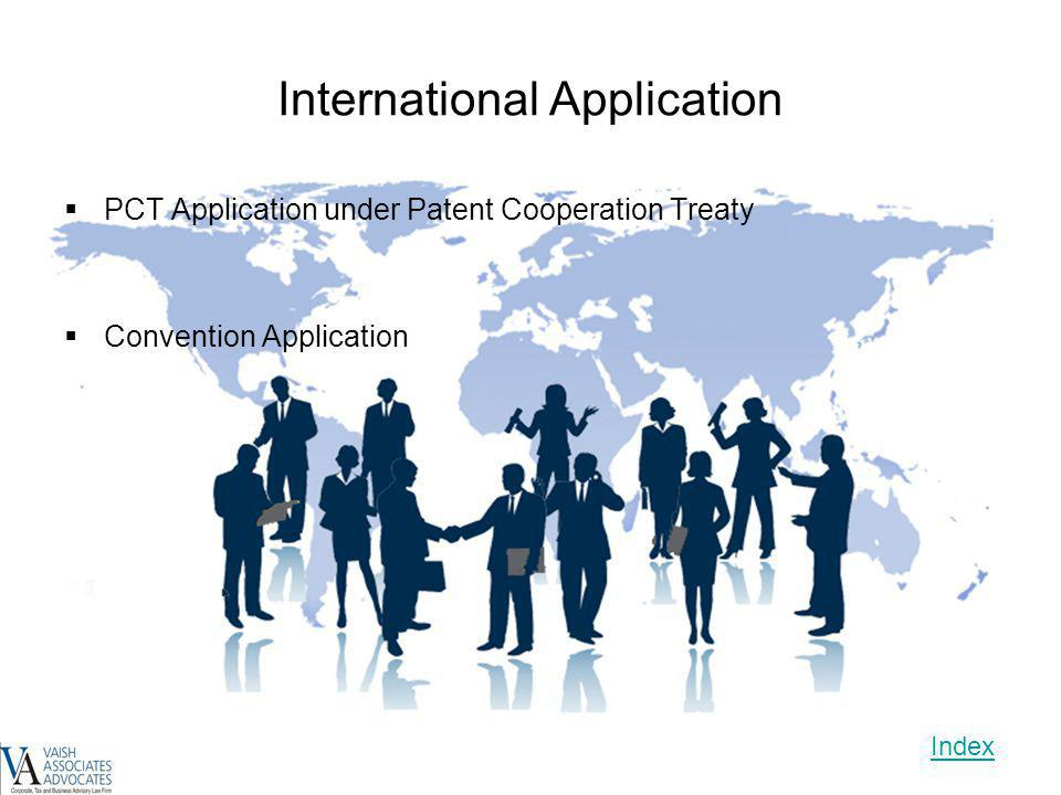 International Application