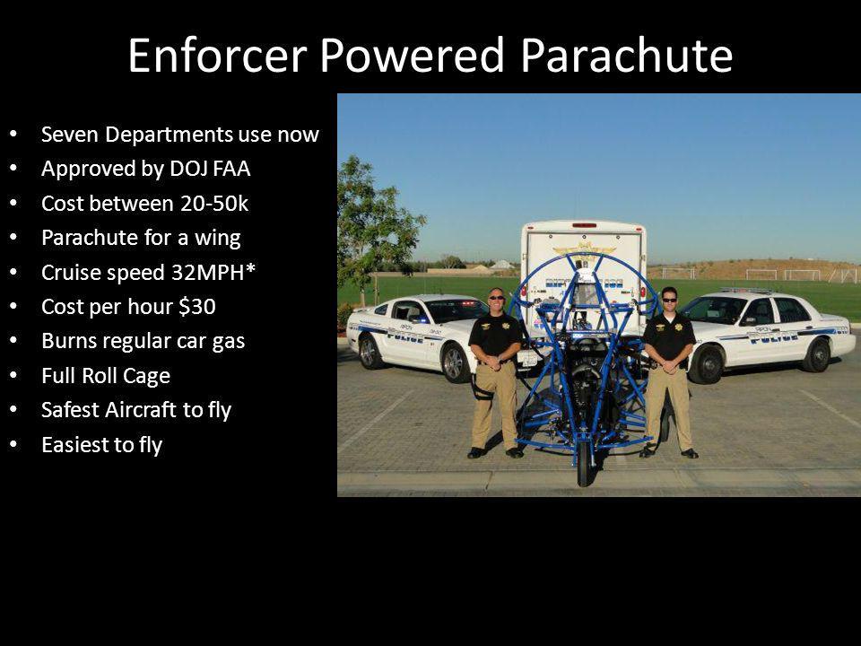 Enforcer Powered Parachute