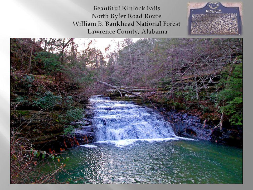 Beautiful Kinlock Falls North Byler Road Route William B