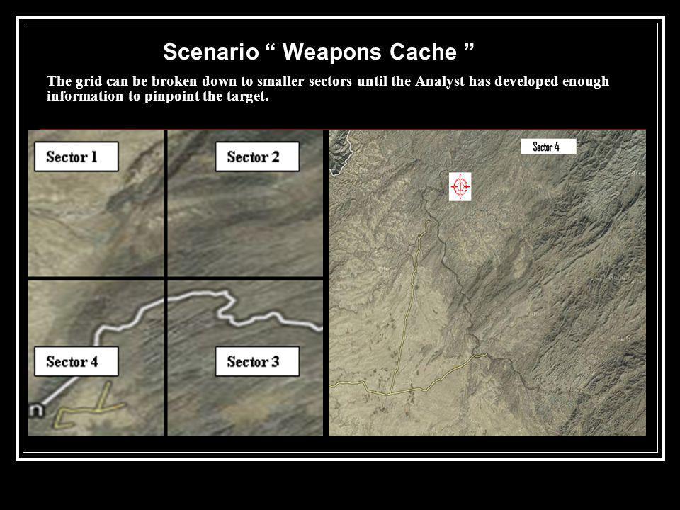 Scenario Weapons Cache