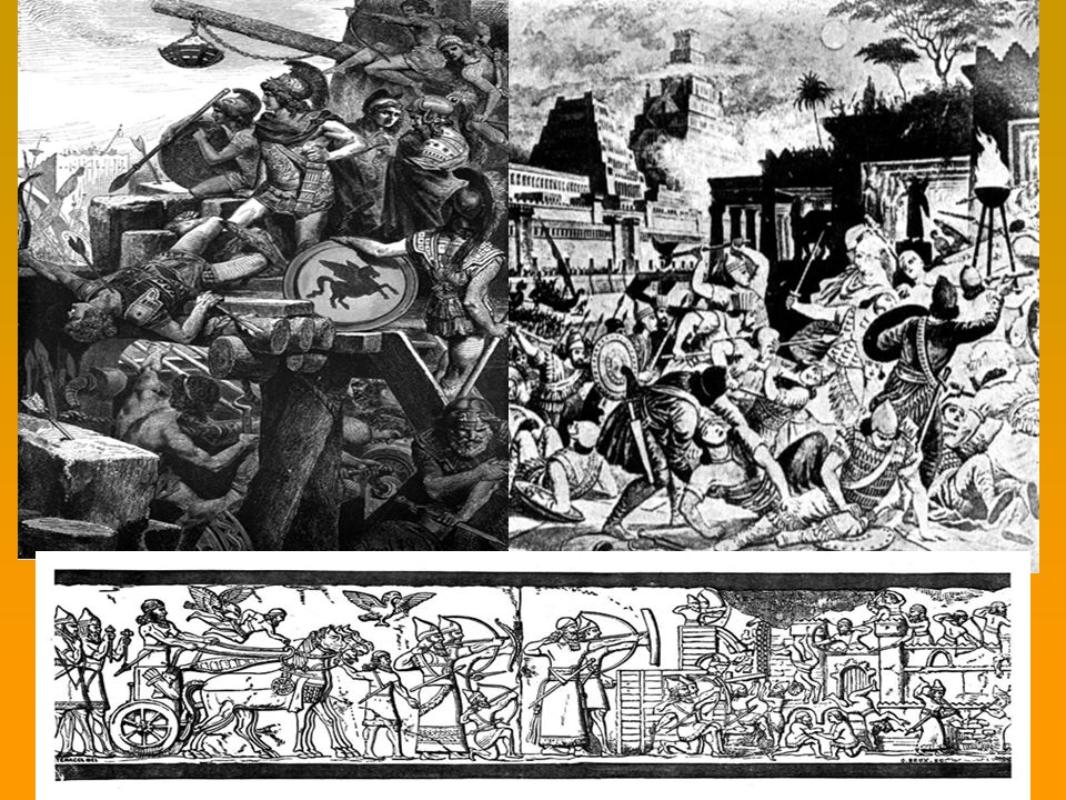 Main Idea 2: Invasions of Mesopotamia changed the region's culture.