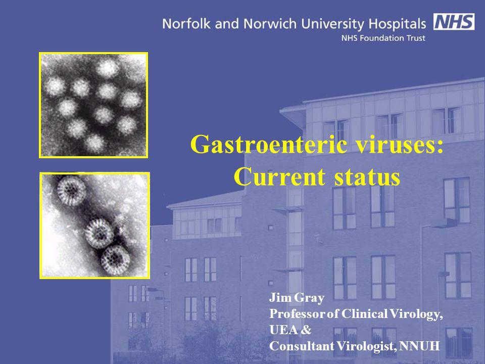 Gastroenteric viruses: