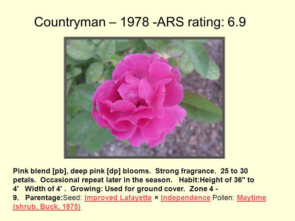Countryman – 1978 -ARS rating: 6.9