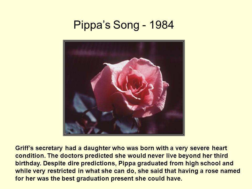 Pippa's Song - 1984