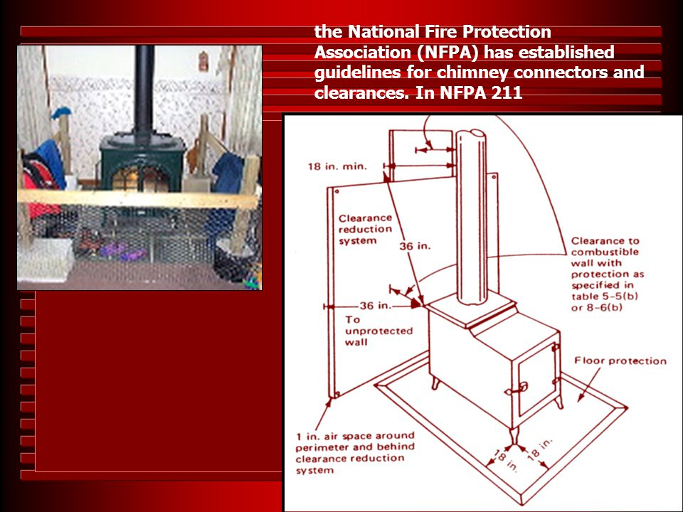 the National Fire Protection