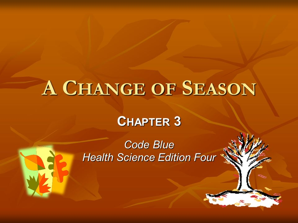 Code Blue Health Science Edition Four