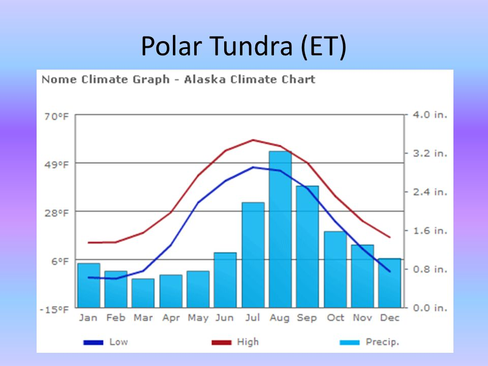 Polar Tundra (ET)