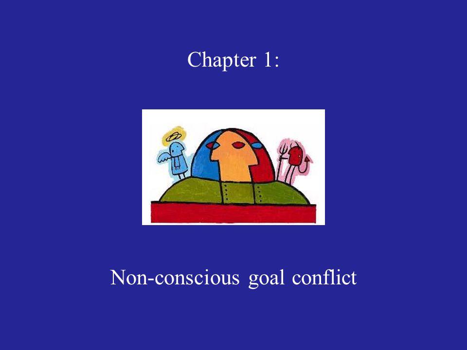 Non-conscious goal conflict