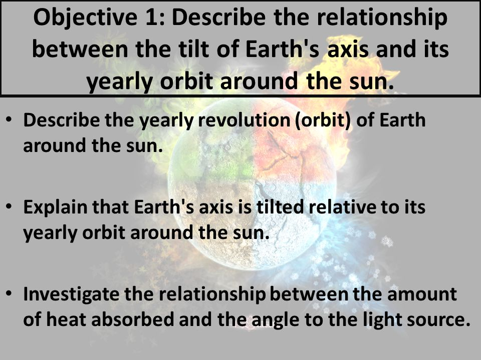 sun and earth relationship video