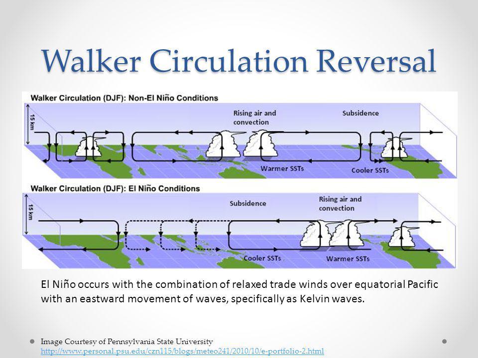 Walker Circulation Reversal