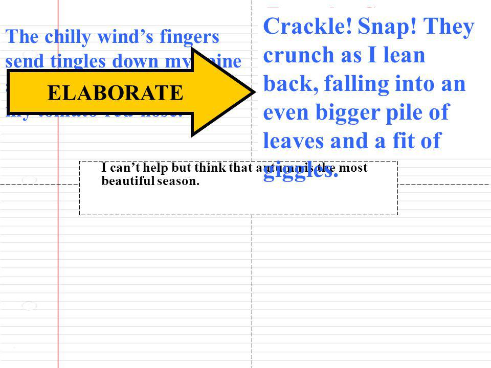 Step 3: Complete the graphic organizer.