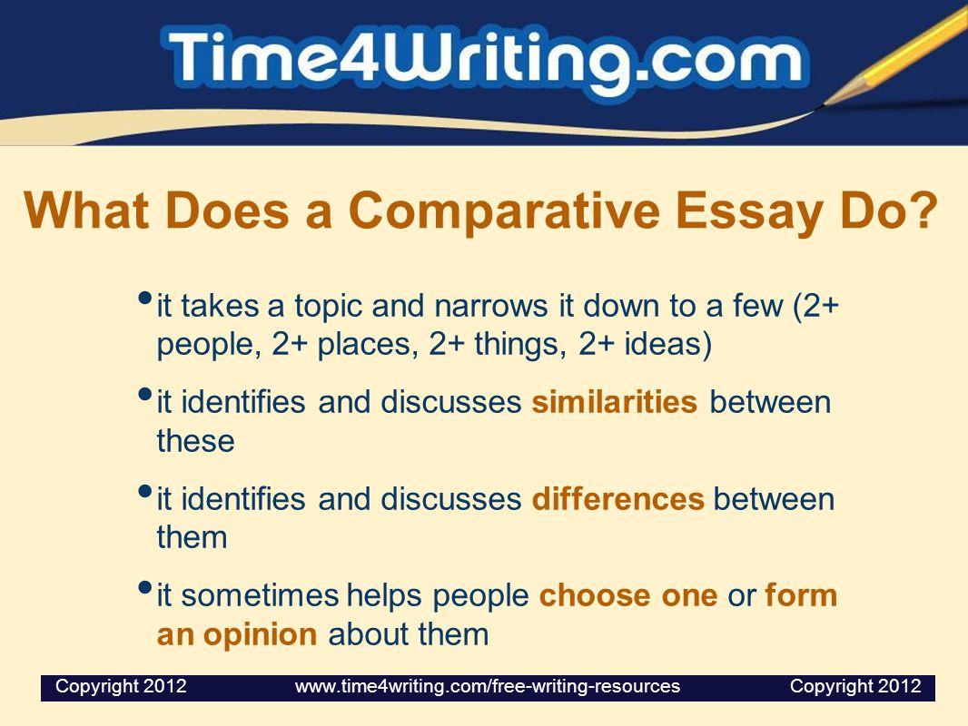 Essay Writing Ppt