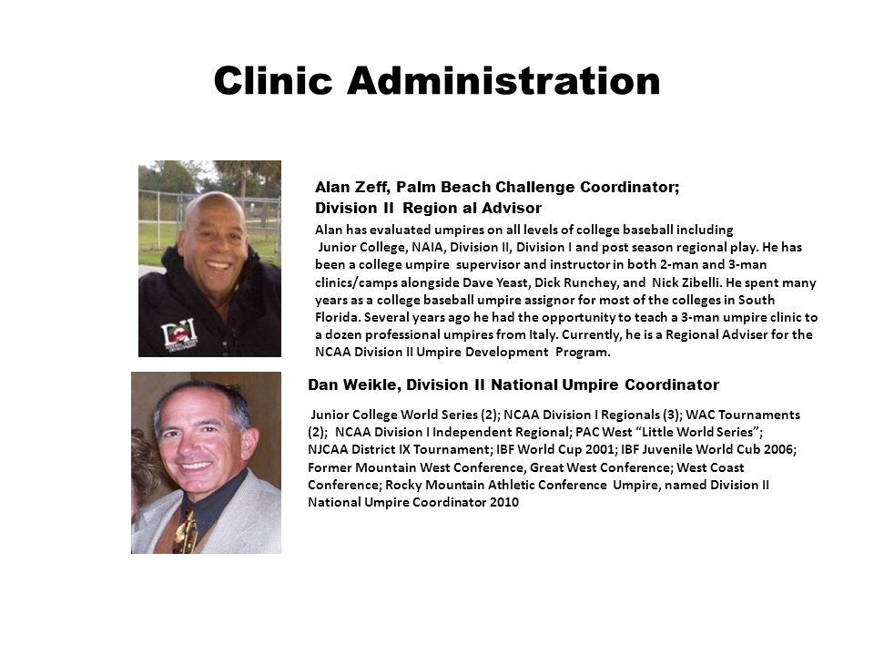 Clinic Administration