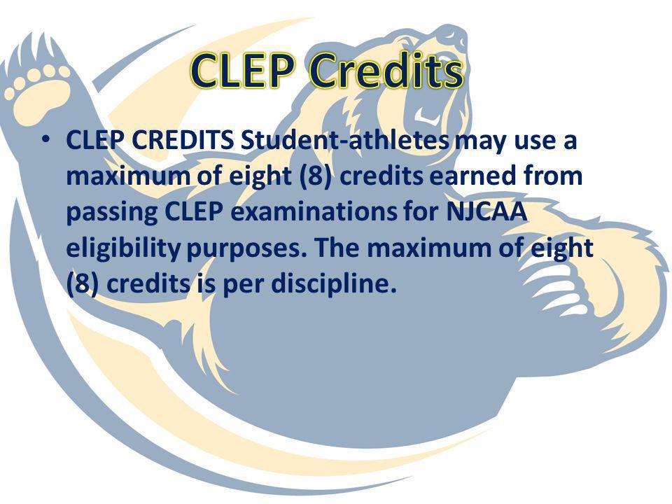 CLEP Credits