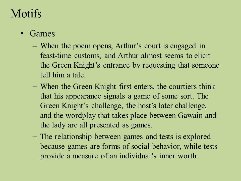 Motifs Games.