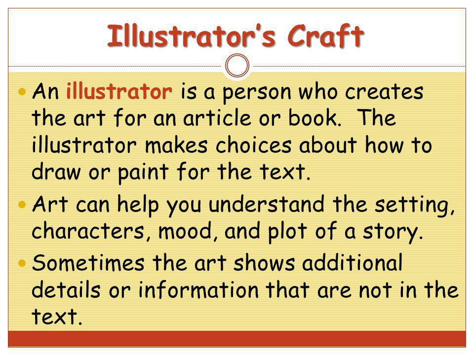 Illustrator's Craft