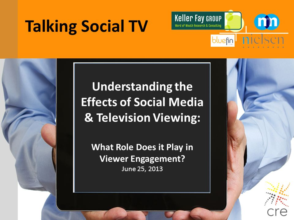 Talking Social TV Understanding the Effects of Social Media & Television Viewing: What Role Does it Play in Viewer Engagement