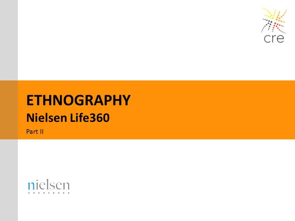 ETHNOGRAPHY Nielsen Life360