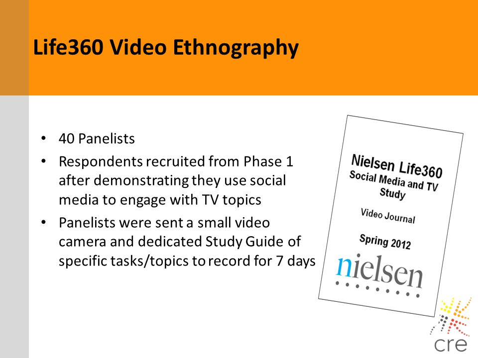 Life360 Video Ethnography