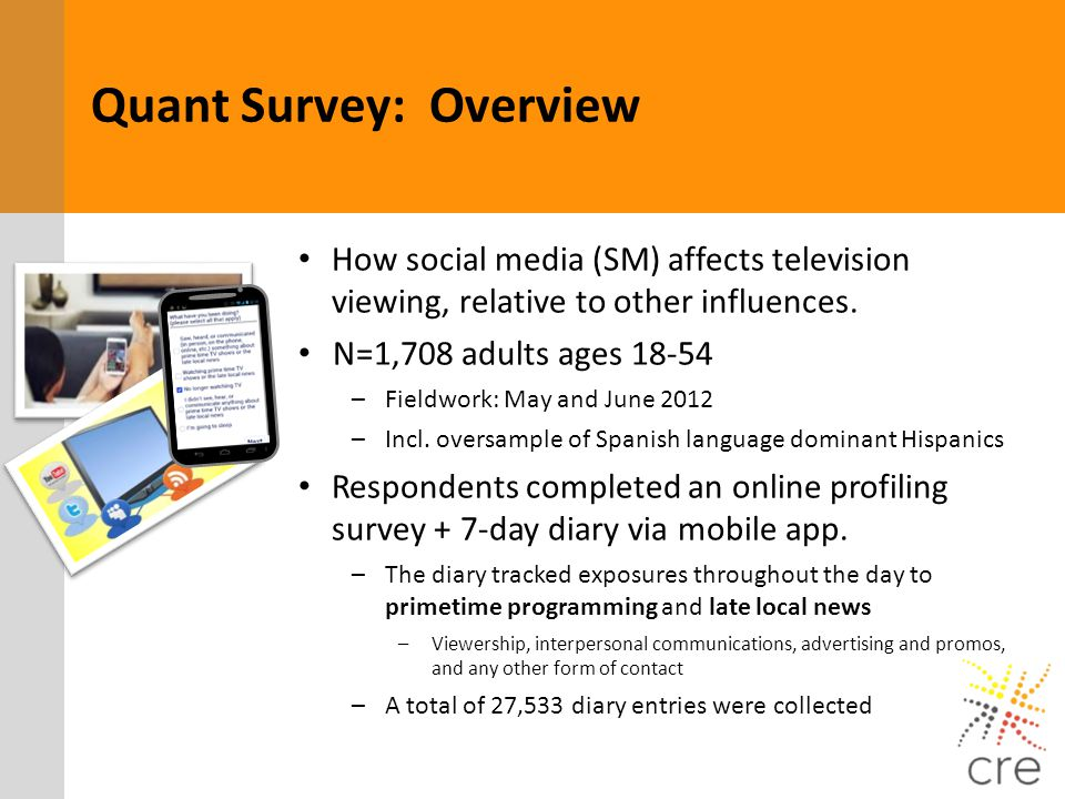Quant Survey: Overview