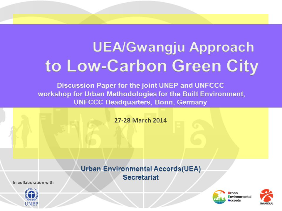 to Low-Carbon Green City