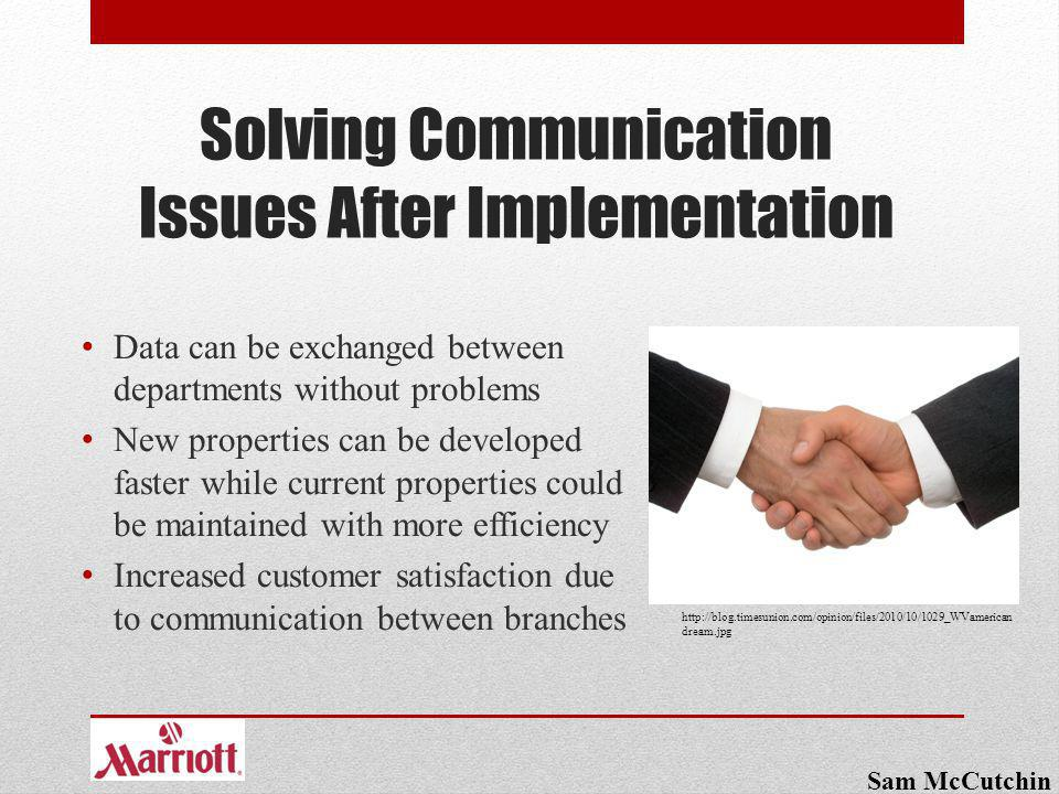 Solving Communication Issues After Implementation