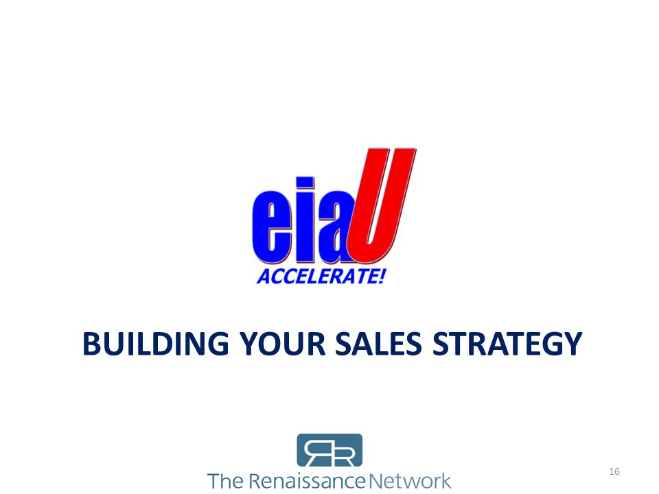 Building Your Sales Strategy