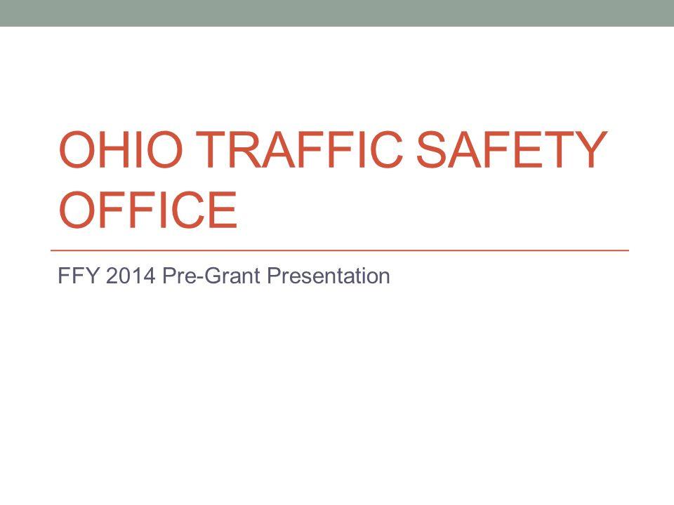 Ohio Traffic safety office