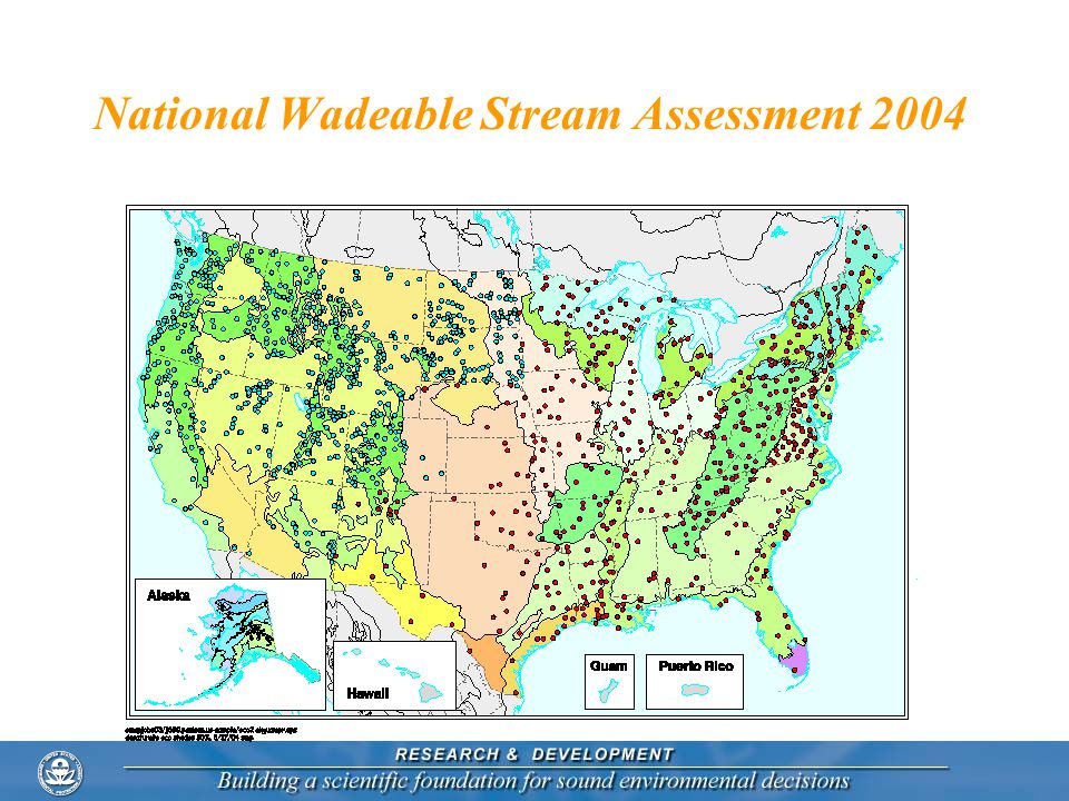 National Wadeable Stream Assessment 2004